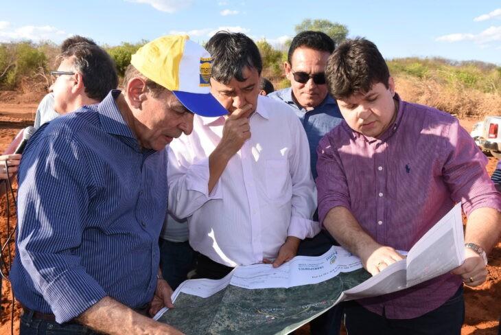 Governo retoma obras da BR 235, trecho entre Bom Jesus e a Bahia