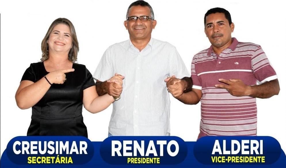 Renato Baião é reeleito presidente do SINSPM-BJ