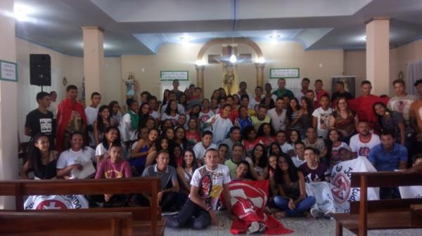 Paróquia de Parnaguá realiza Festival da Juventude