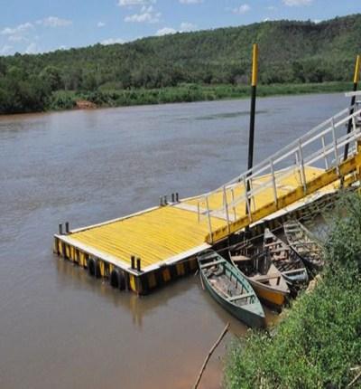 Homem morre afogado em trecho do Rio Parnaíba em Uruçuí