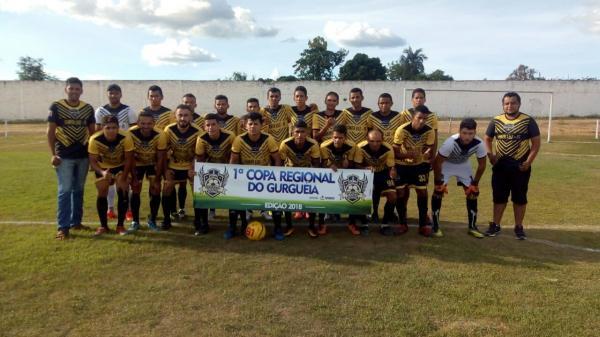 Domingo tem Santa Luz X Jerumenha na Copa Gurgueia de Futebol