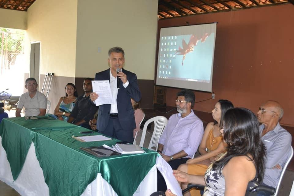 Administração realizou Audiência Pública em Curimatá