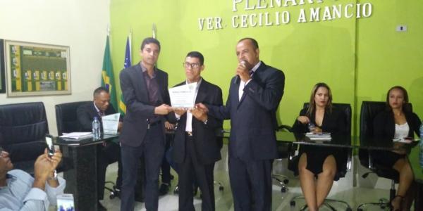 Câmara Municipal de Júlio Borges ganha reforma