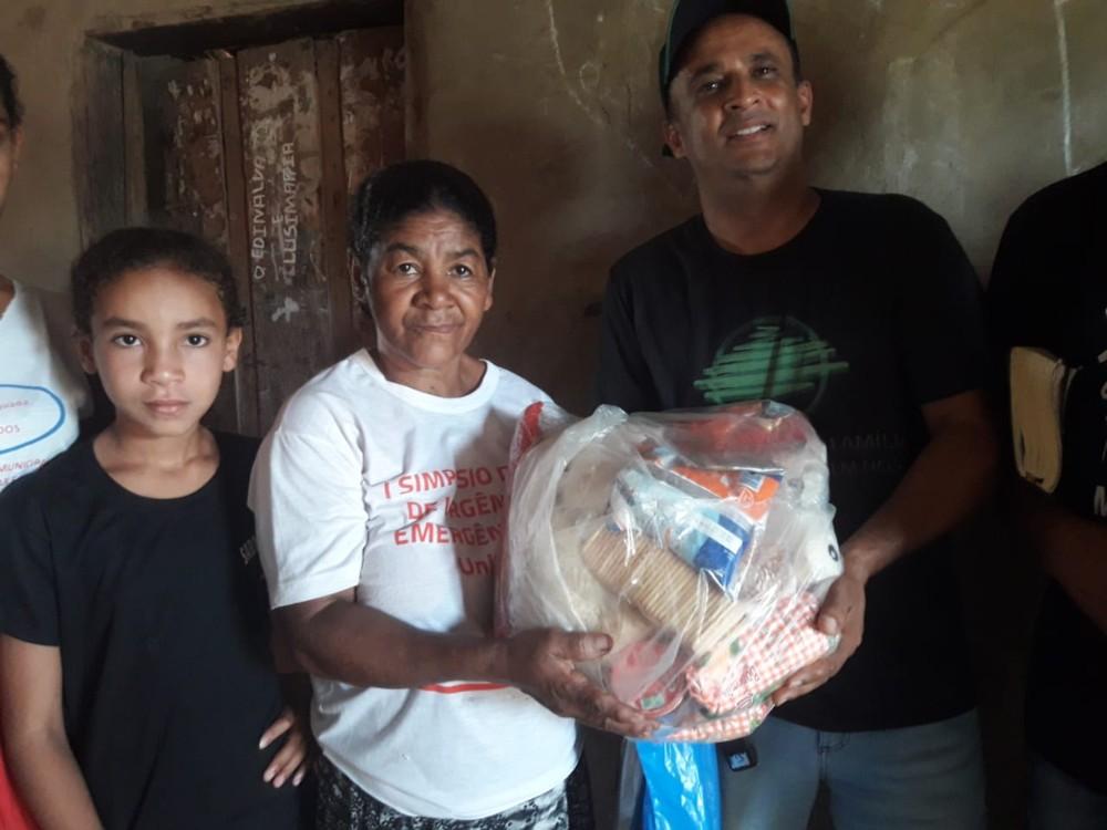 Natal Solidário: Faça sua doação e transforme vidas em Júlio Borges!
