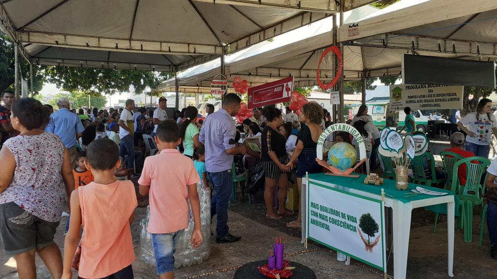 'Promovendo Cidadania' é realizado em Monte Alegre