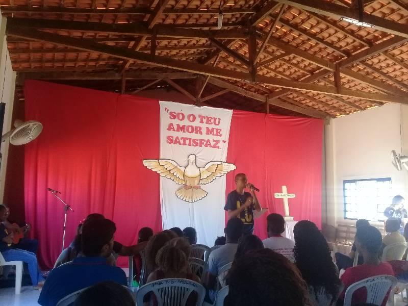 Igreja Católica de São Gonçalo realiza momentos de evangelização