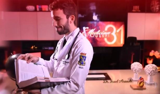 Piauiense bicampeão do 'Soletrando' hoje é médico e tem 22 anos