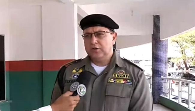 PT 'demite' comandante que queria acabar com os bandidos em Picos