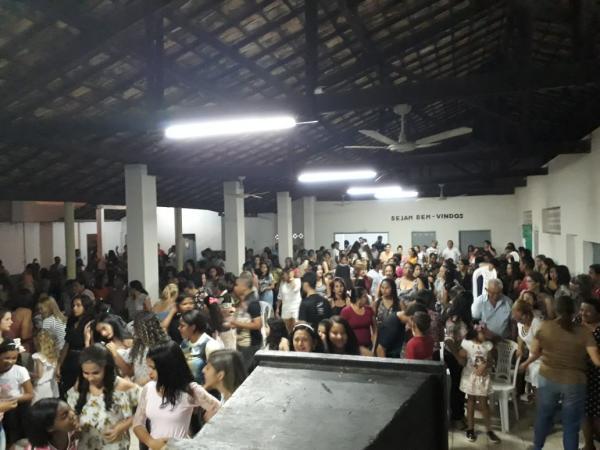 Show na pré-abertura dos festejos do Senhor Bom Jesus da Lapa em Cristino Castro