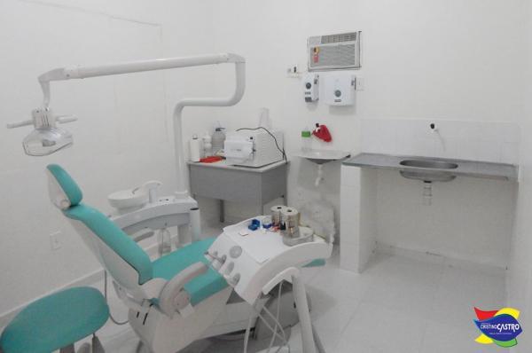 Consultórios Odontológicos ganham reforma em Cristino Castro