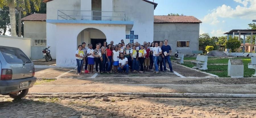Paróquia Santa Luzia realiza II Assembleia em Sebastião Barros