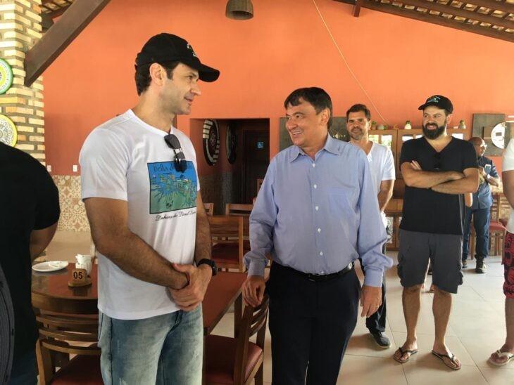 Ministro do Turismo libera R$ 8 milhões para Serra da Capivara