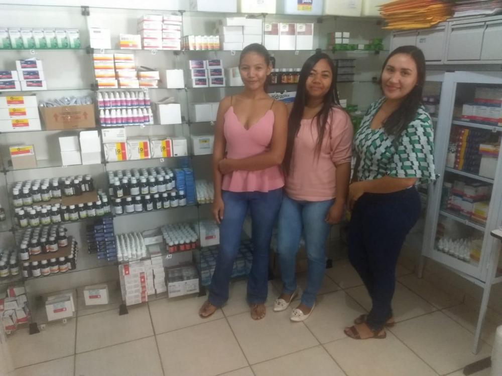 Prefeitura reabastece farmácias básicas e UBS's de Manoel Emídio
