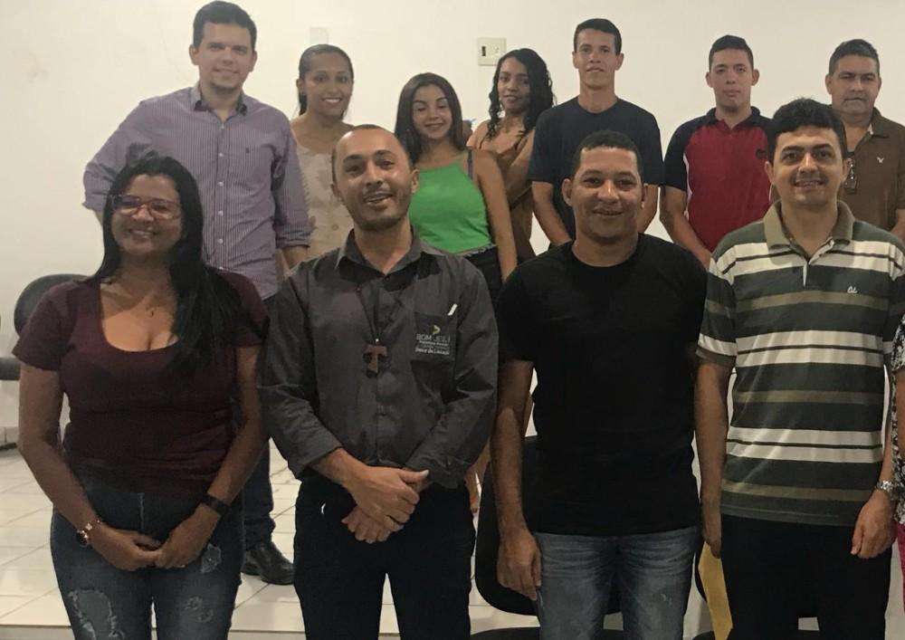 Nadilson Santos 'deixa Turismo' de Bom Jesus