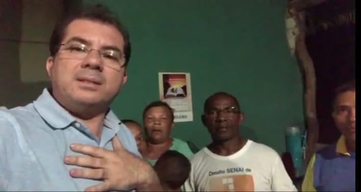 Frei Rogério defende as famílias