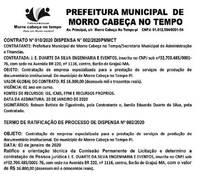 Escândalo: Prefeito Batista vai gastar mais de R$ 33 mil 'com documentário'