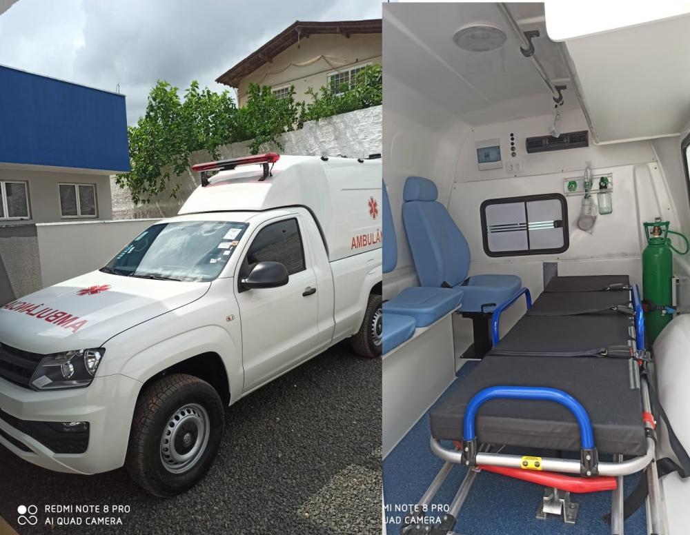 Nestor Elvas consegue ambulância para Bom Jesus