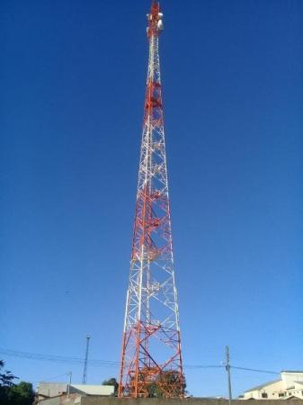 Operadora VIVO libera o sinal de telefonia móvel em Gilbués