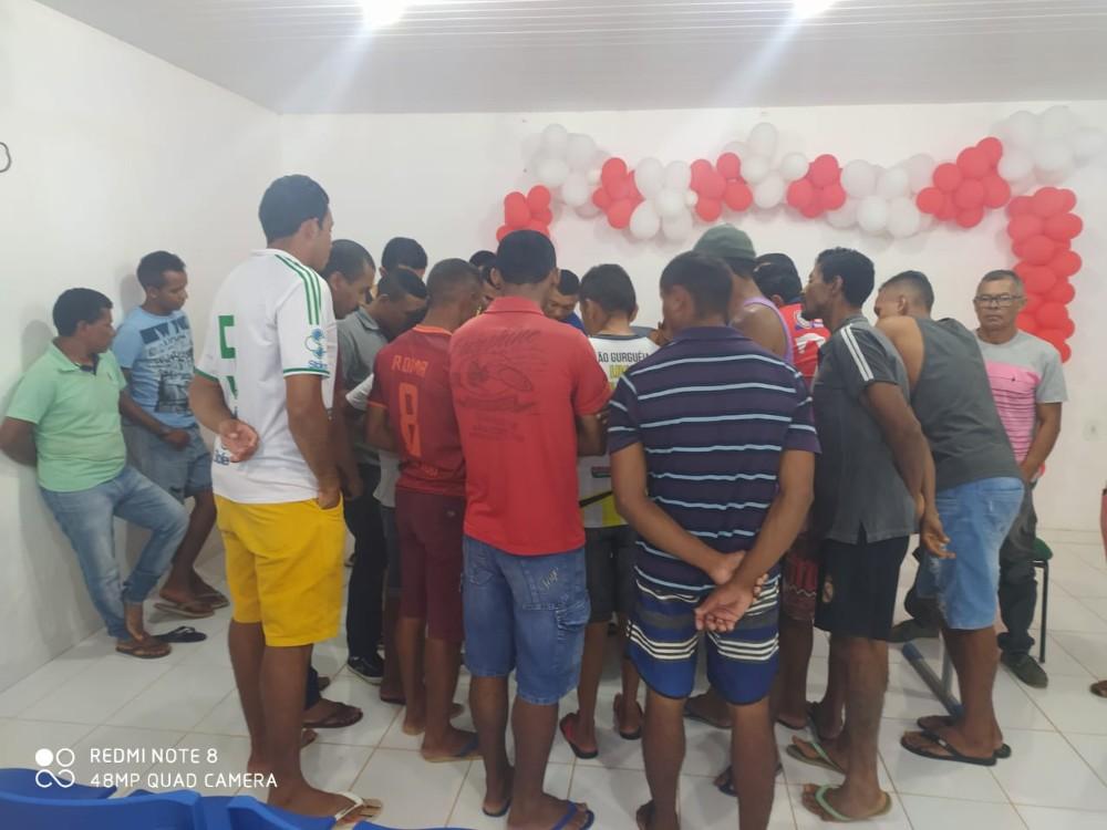Reunião define início da Copa Municipal de Redenção do Gurguéia