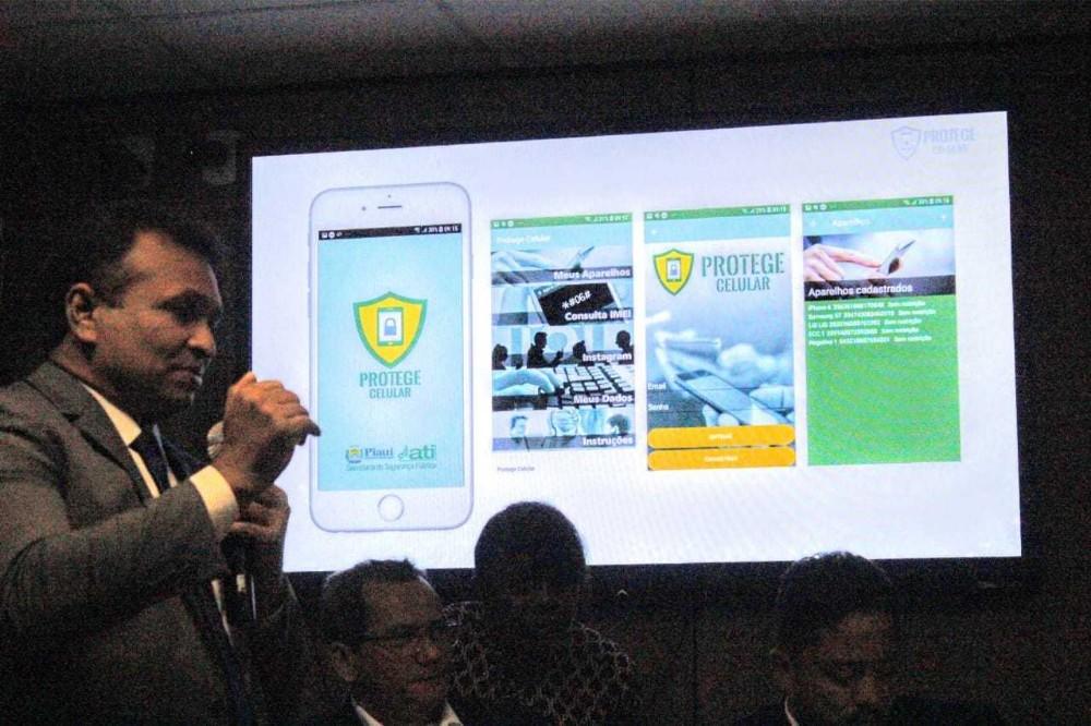 Piauí lança aplicativo para recuperar celulares roubados ou furtados