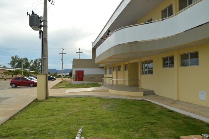 Campus de Bom Jesus-PI.