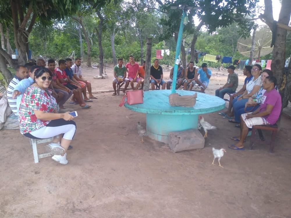 RESTITUI recebe visita da Assistência Social de Bom Jesus