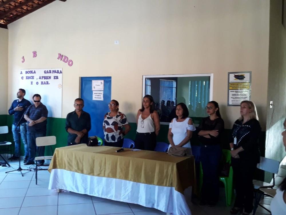 Educação de Cristino Castro capacita professores com cursos do Senac