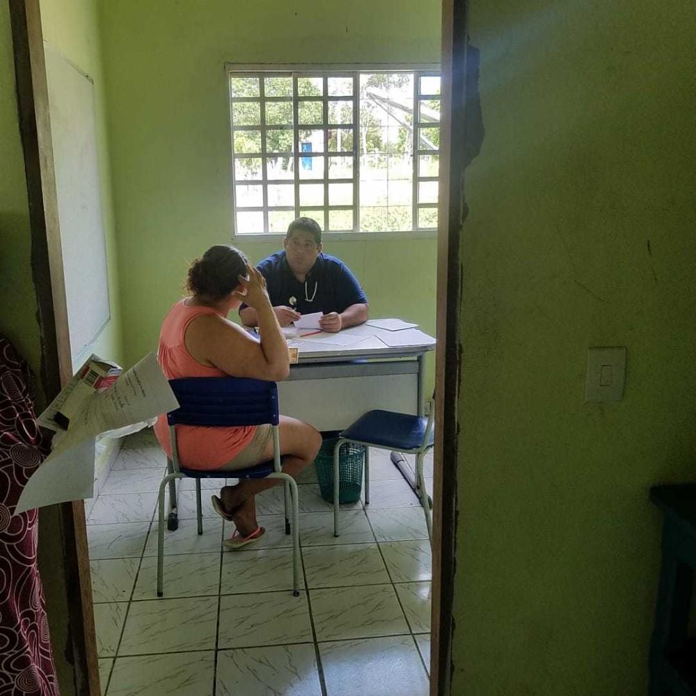 Saúde promove atendimentos na zona rural de Santa Filomena