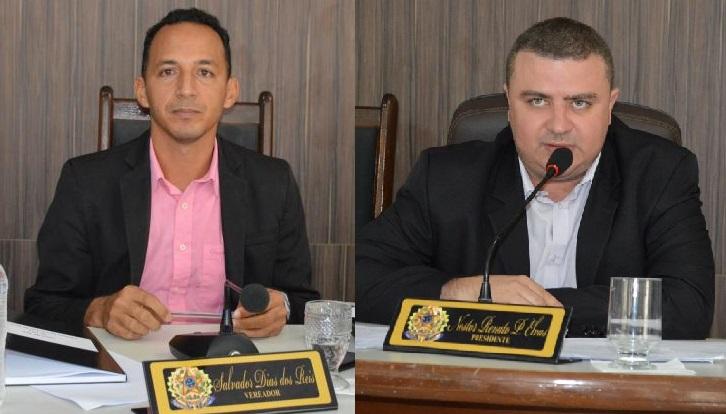 Vereador Salvador apoia Nestor Elvas e vai se filiar ao MDB