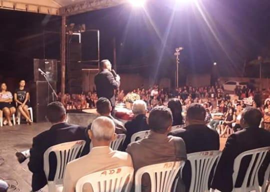 Assembleia de Deus celebra o Dia do Evangélico em Barreiras do Piauí