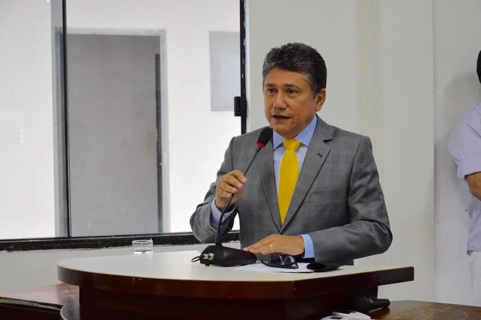 Eleições: Natalino Lopes acompanha Marcos Elvas