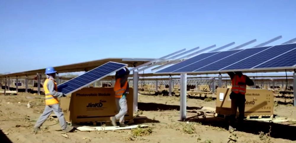 OAB entra com representação contra usina solar de São Gonçalo