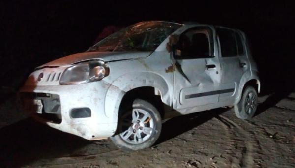 Funcionário da Prefeitura de Riacho Frio morre em acidente de carro