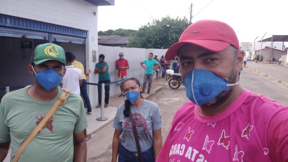 Coronavírus: Vigilância Sanitária orienta população de Parnaguá