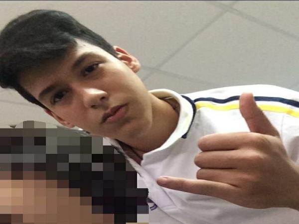 Jovem de 16 anos morre após choque com celular