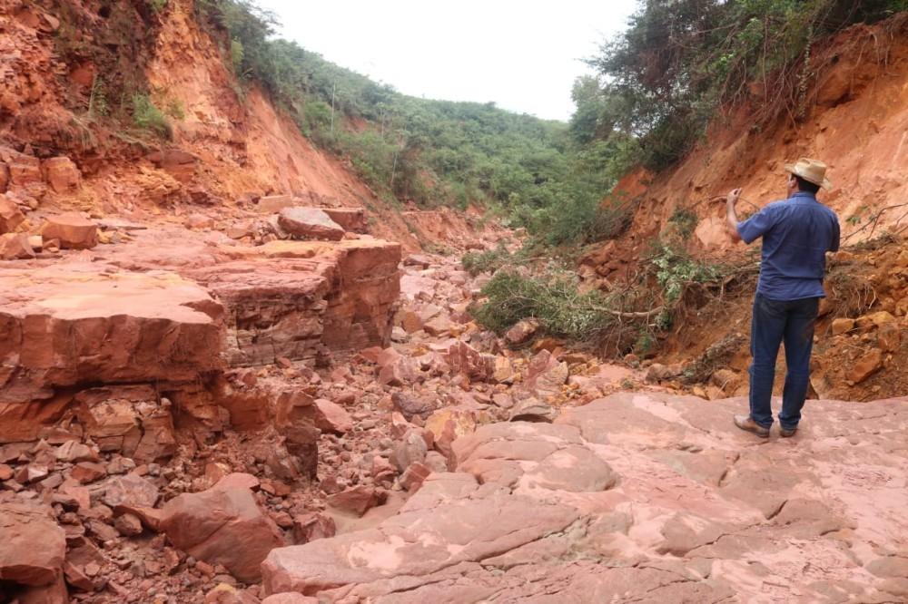 Serra da Laranjeira: Prefeitura de Currais irá recuperar PI-392