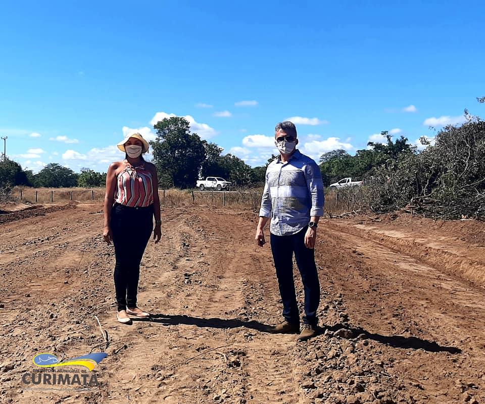 Prefeitura inicia construção de Anel Viário em Curimatá