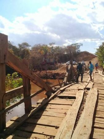 Prefeito Léo Matos inicia mega construção de ponte