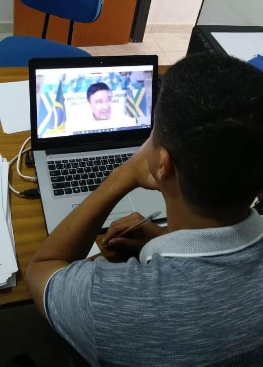 Júlio Borges participa de videoconferência com Governador W. Dias