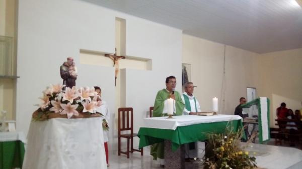 Bairro Santo Antônio está celebrando o seu padroeiro em Gilbués
