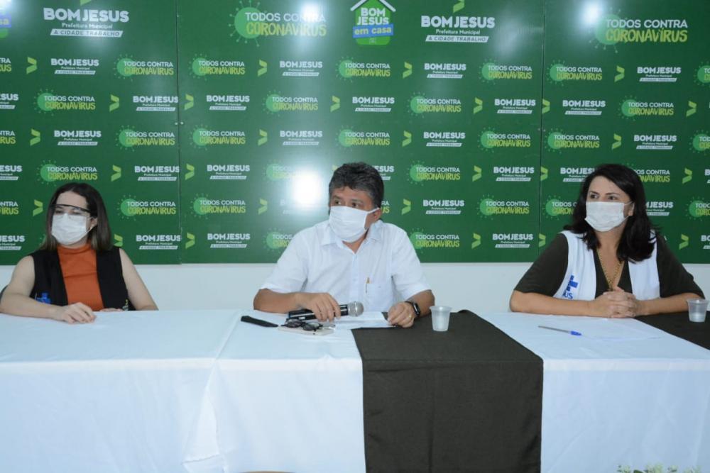 Marcos Elvas mostra-se preocupado com a reabertura do comércio