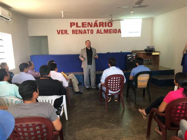 Audiência Pública é realizada pela prefeitura de Palmeira.