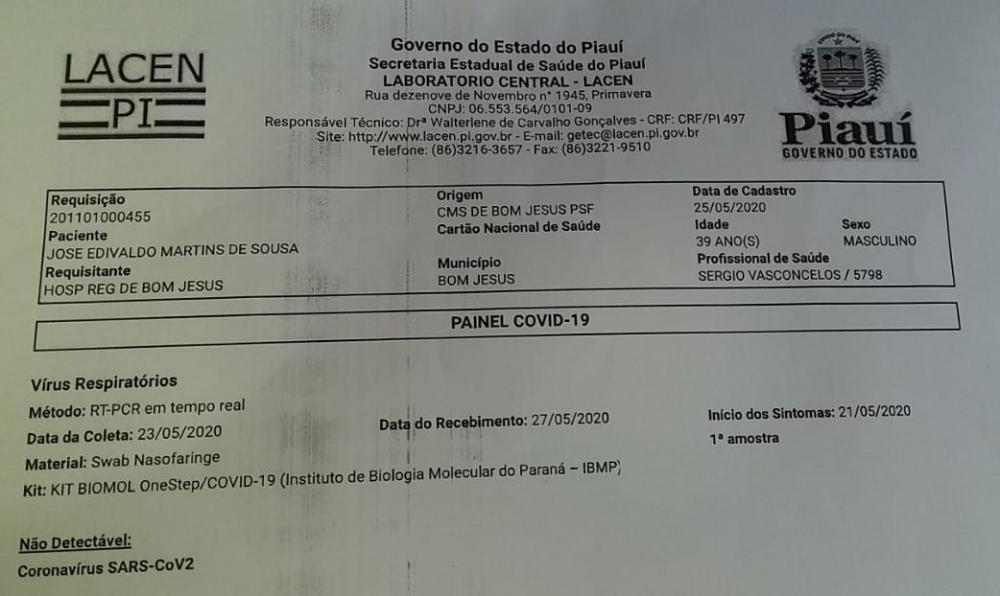 Cristino Castro: Novo exame do lanterneiro 'Tuca' dá negativo para Covid-19