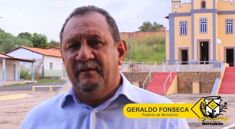 Prefeitura de Bertolínia toma importantes medidas no combate ao coronavírus