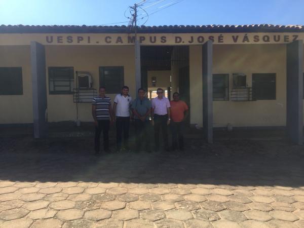 Currais ganha turma de pedagogia em parceria com o PARFOR