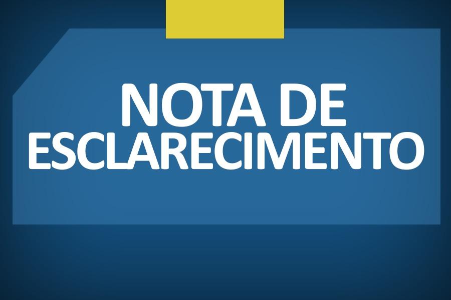 Júlio Borges: Nota de Esclarecimento após decisão do TCE