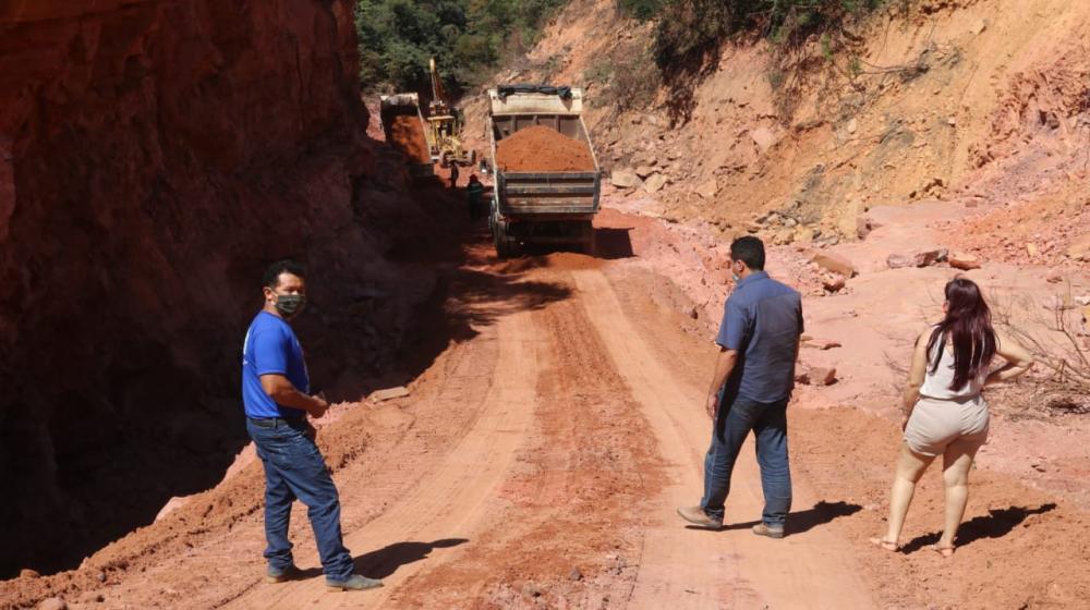 Prefeitura de Currais conclui mais uma etapa da recuperação da 'Serra das Laranjeiras'