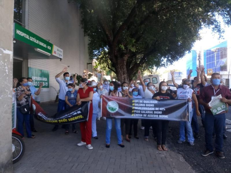 Greve na saúde pública do Piauí começa nesta quinta-feira (25)
