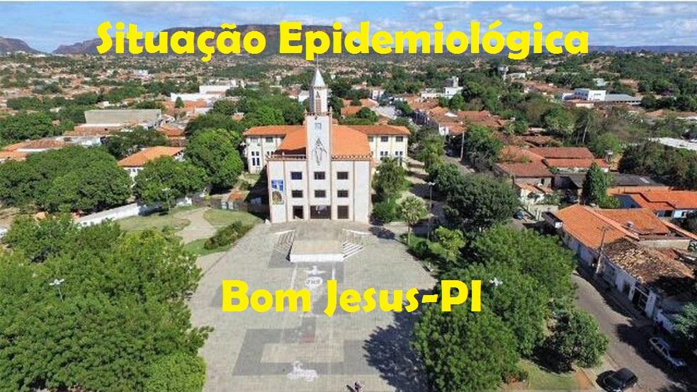 Veja os casos de Covid por bairro e faixa etária em Bom Jesus