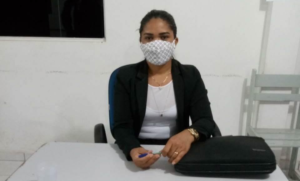 Iara Aguiar fala sobre LDO aprovada em sessão da câmara de Gilbués